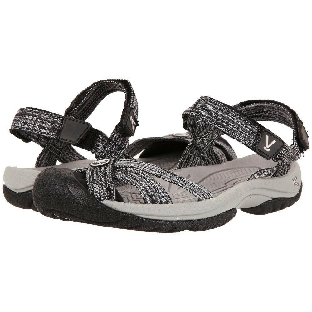 キーン レディース シューズ・靴 サンダル・ミュール【Bali Strap】Neutral Gray/Black