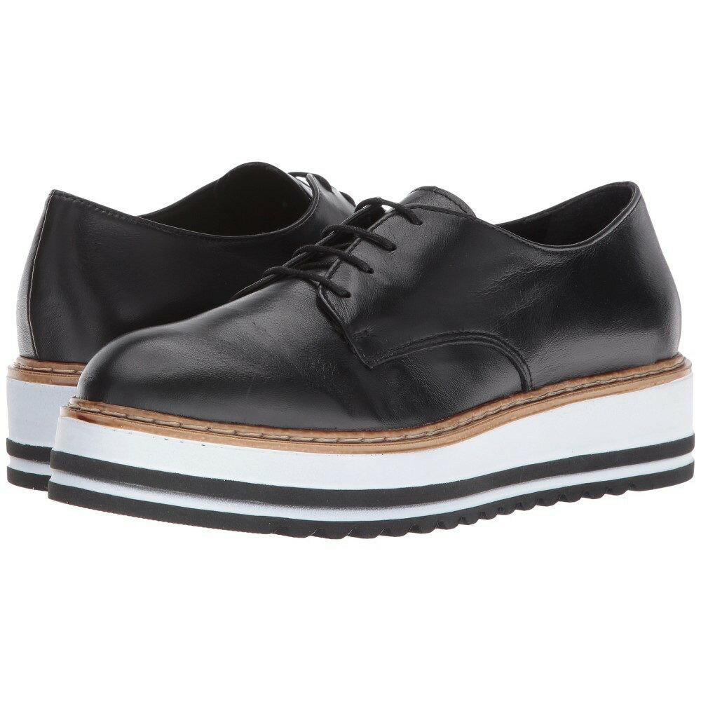 ホワイトマウンテン レディース シューズ・靴 ローファー・オックスフォード【Belinda】Black Leather