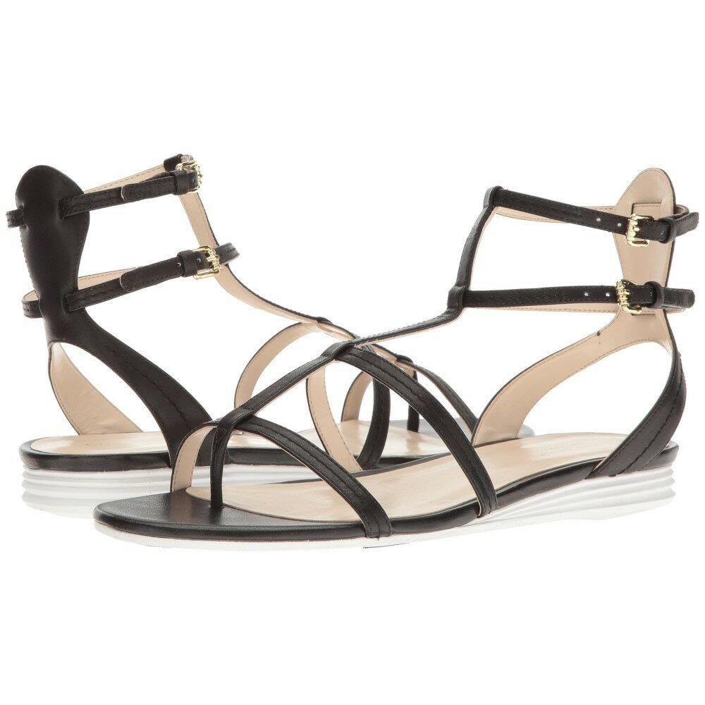 コールハーン レディース シューズ・靴 サンダル・ミュール【Original Grand Gladiator Sandal】Black Leather