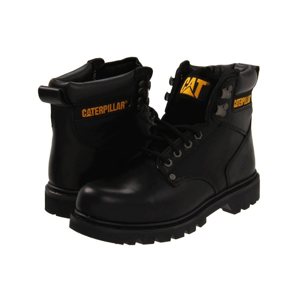 キャピタラー カジュアル メンズ シューズ・靴 ブーツ【2nd Shift】Black