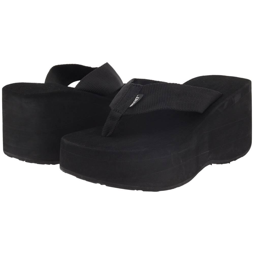 スコットハワイ レディース シューズ・靴 サンダル・ミュール【Wahine】Black
