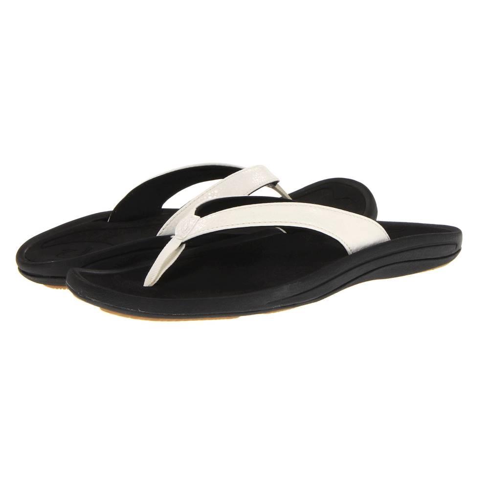 オルカイ レディース シューズ・靴 サンダル・ミュール【Kulapa Kai W】White/Black