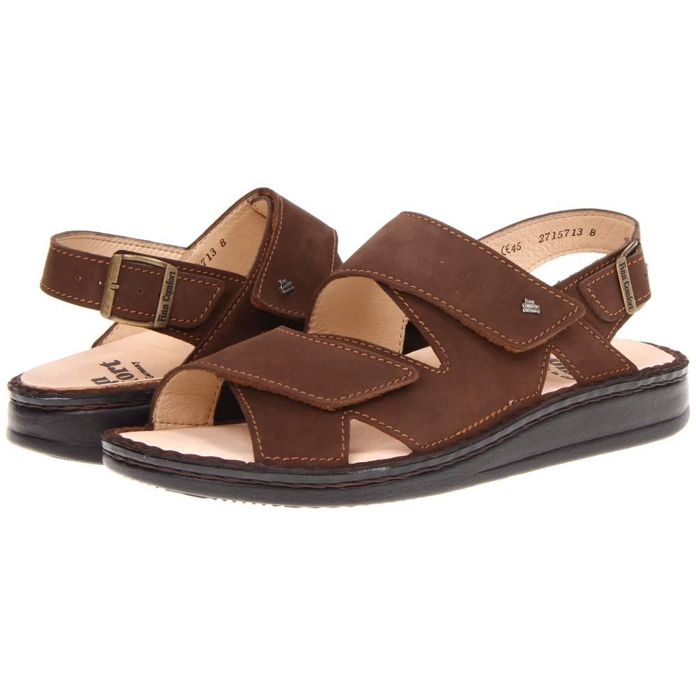フィンコンフォート メンズ シューズ?靴 サンダル【Soft Toro - 81528】Wood