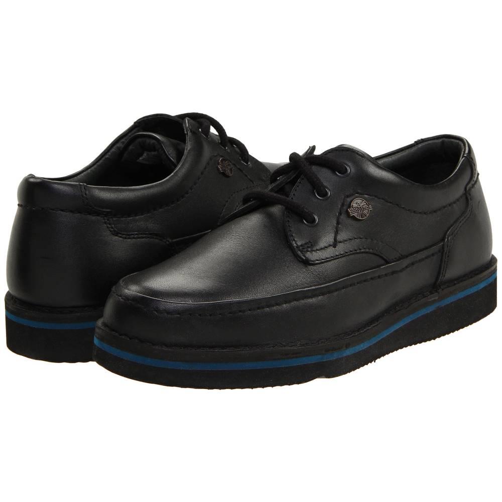 ハッシュパピー メンズ シューズ・靴 革靴・ビジネスシューズ【Mall Walker】Black Leather