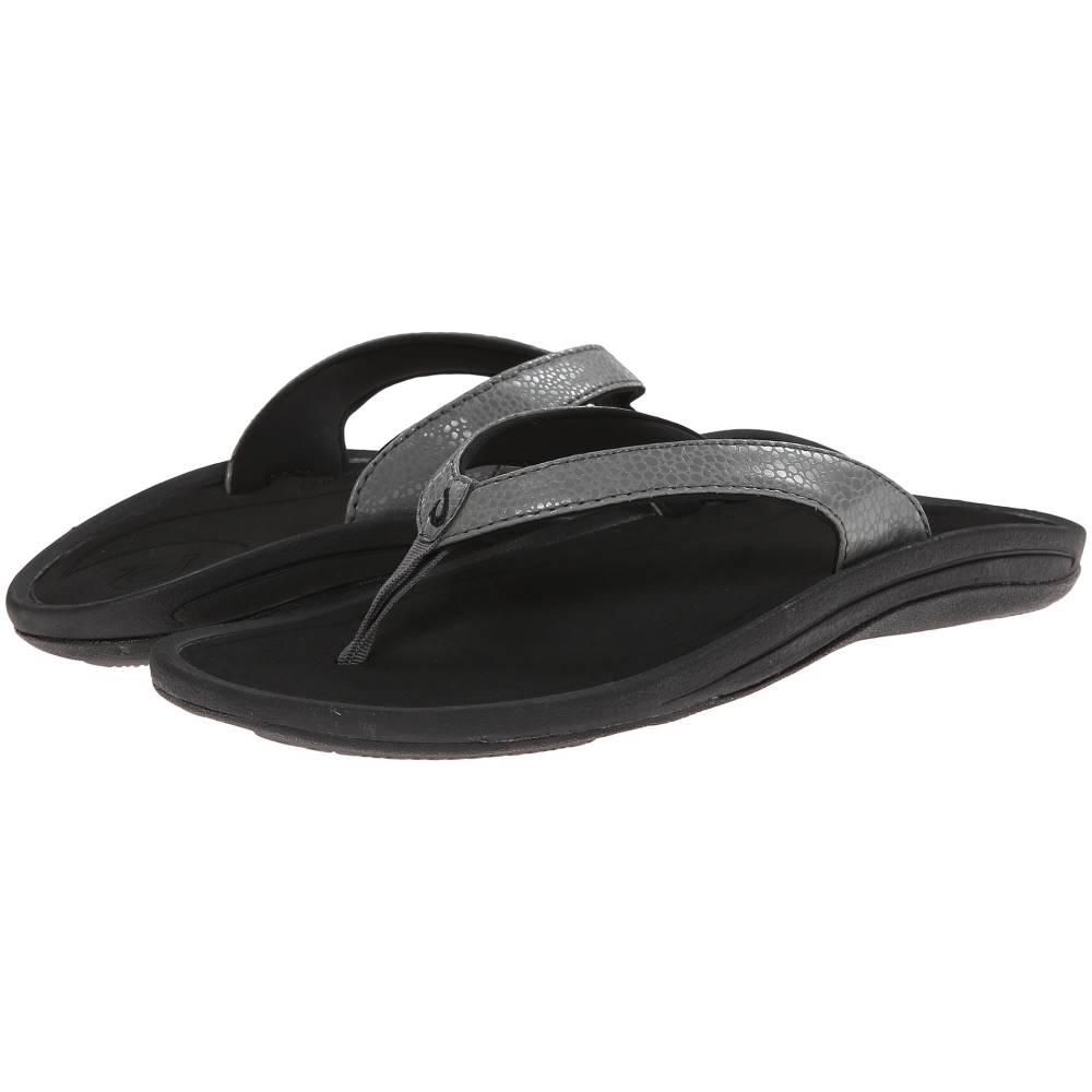 オルカイ レディース シューズ・靴 サンダル・ミュール【Kulapa Kai W】Charcoal/Black