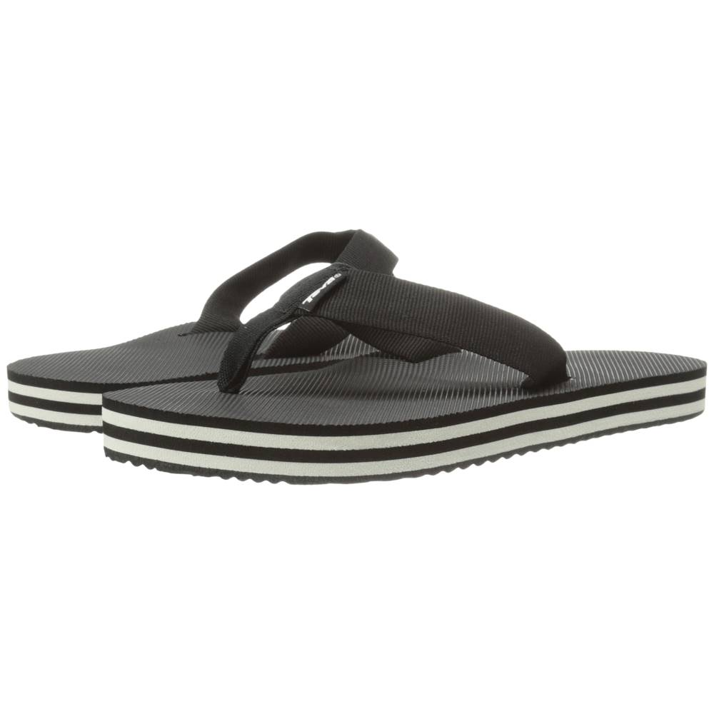 テバ レディース シューズ?靴 サンダル?ミュール【Deckers Flip】Black/White