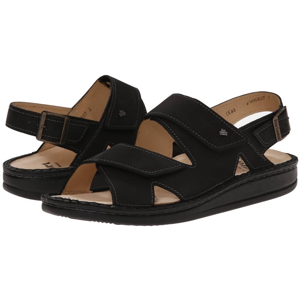 フィンコンフォート メンズ シューズ?靴 サンダル【Toro - S】Black