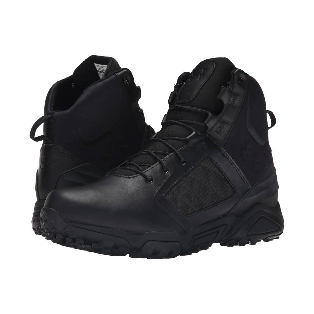 アンダーアーマー メンズ シューズ・靴 ブーツ【UA Speed Freek Tac 2.0 GTX】Black/Black/Black