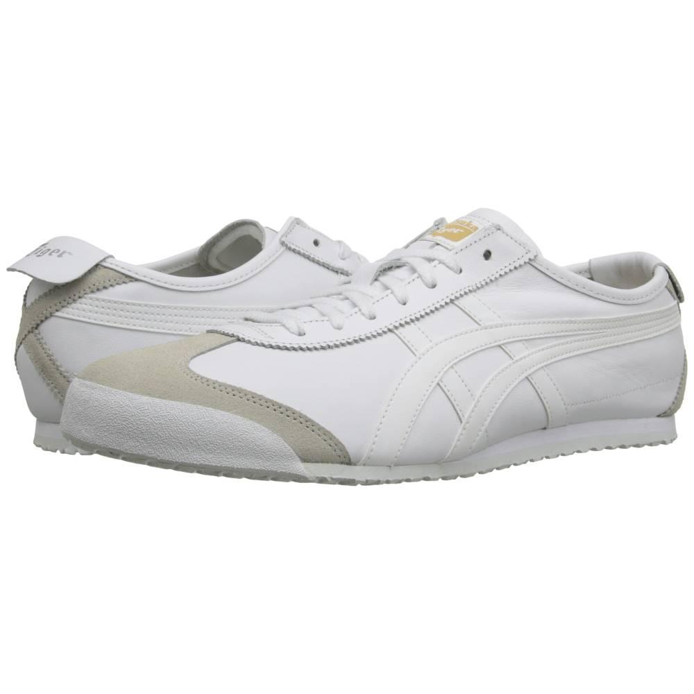 オニツカタイガー メンズ シューズ・靴 スニーカー【Mexico 66】White/White 2