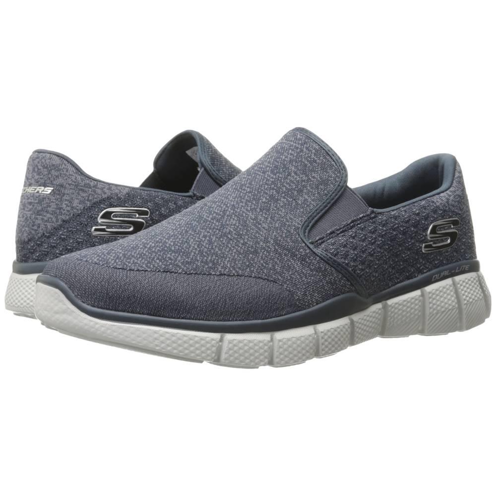 スケッチャーズ メンズ シューズ?靴 スニーカー【Equalizer 2.0】Navy/Gray