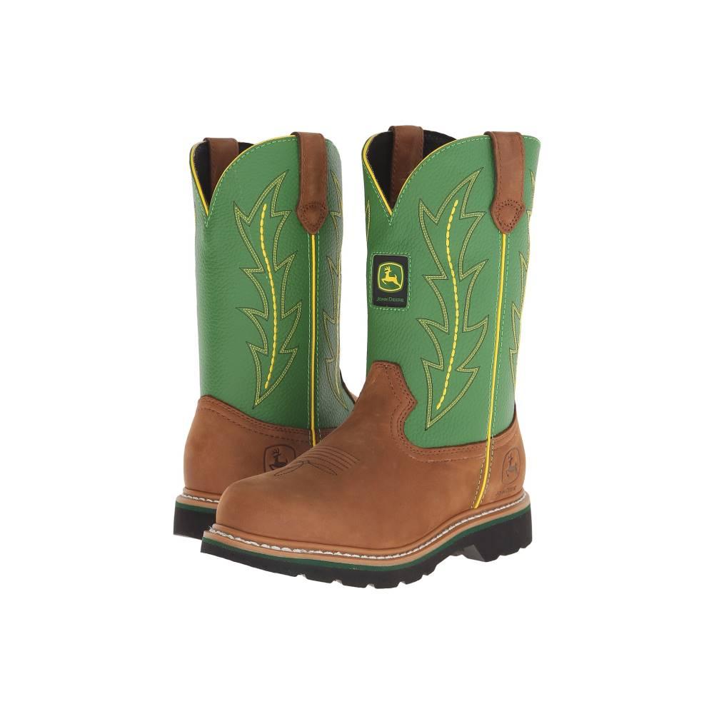 ジョンディア レディース シューズ・靴 ブーツ【Pull-On】Green