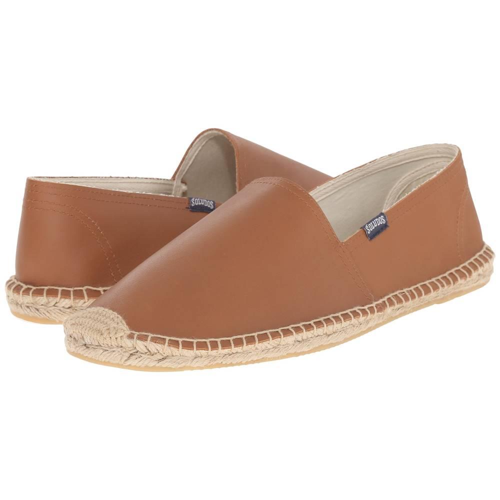 ソルドス メンズ シューズ・靴 ローファー【Original Leather】Tan