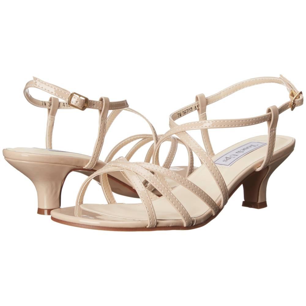 タッチアップス レディース シューズ・靴 サンダル・ミュール【Eileen】Nude Patent