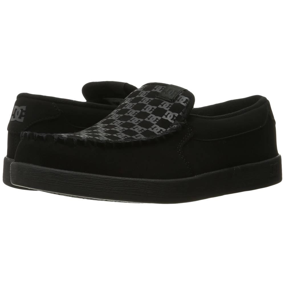 ディーシー メンズ シューズ・靴 スニーカー【Villain】Black Print