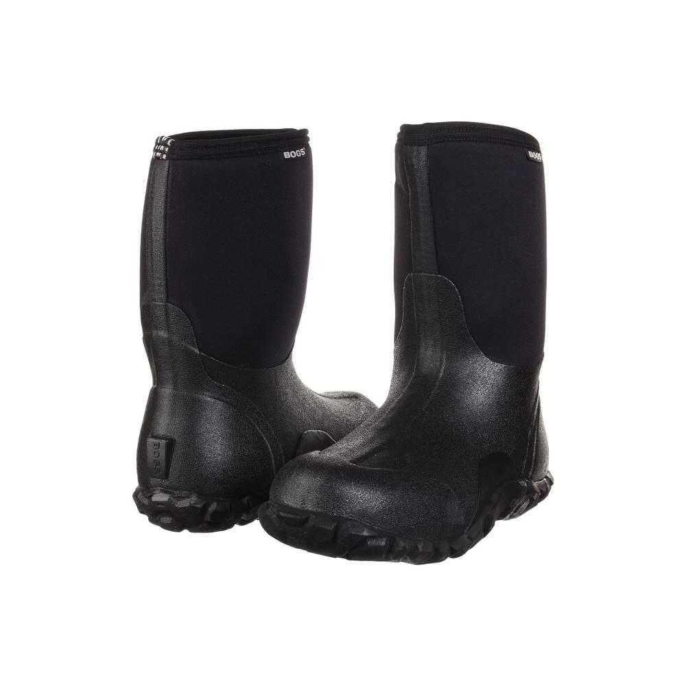 ボグス メンズ シューズ・靴 ブーツ【Classic Mid】Black