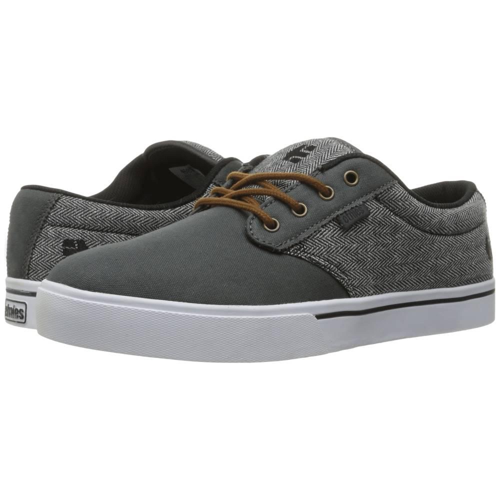 エトニーズ メンズ シューズ・靴 スニーカー【Jameson 2 Eco】Dark Grey/Black/White