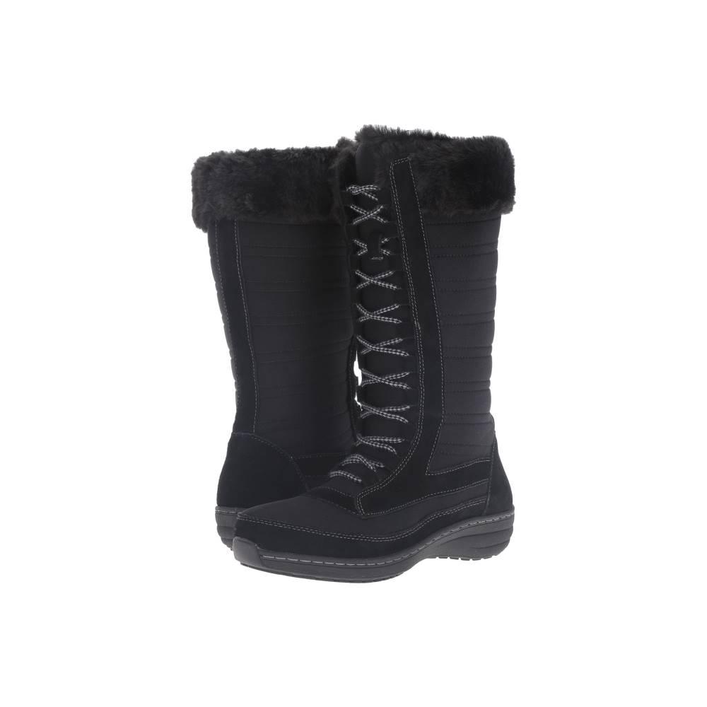 エイトレックス レディース シューズ・靴 ブーツ【Berries Tall Lace-Up Boot】Blackberry