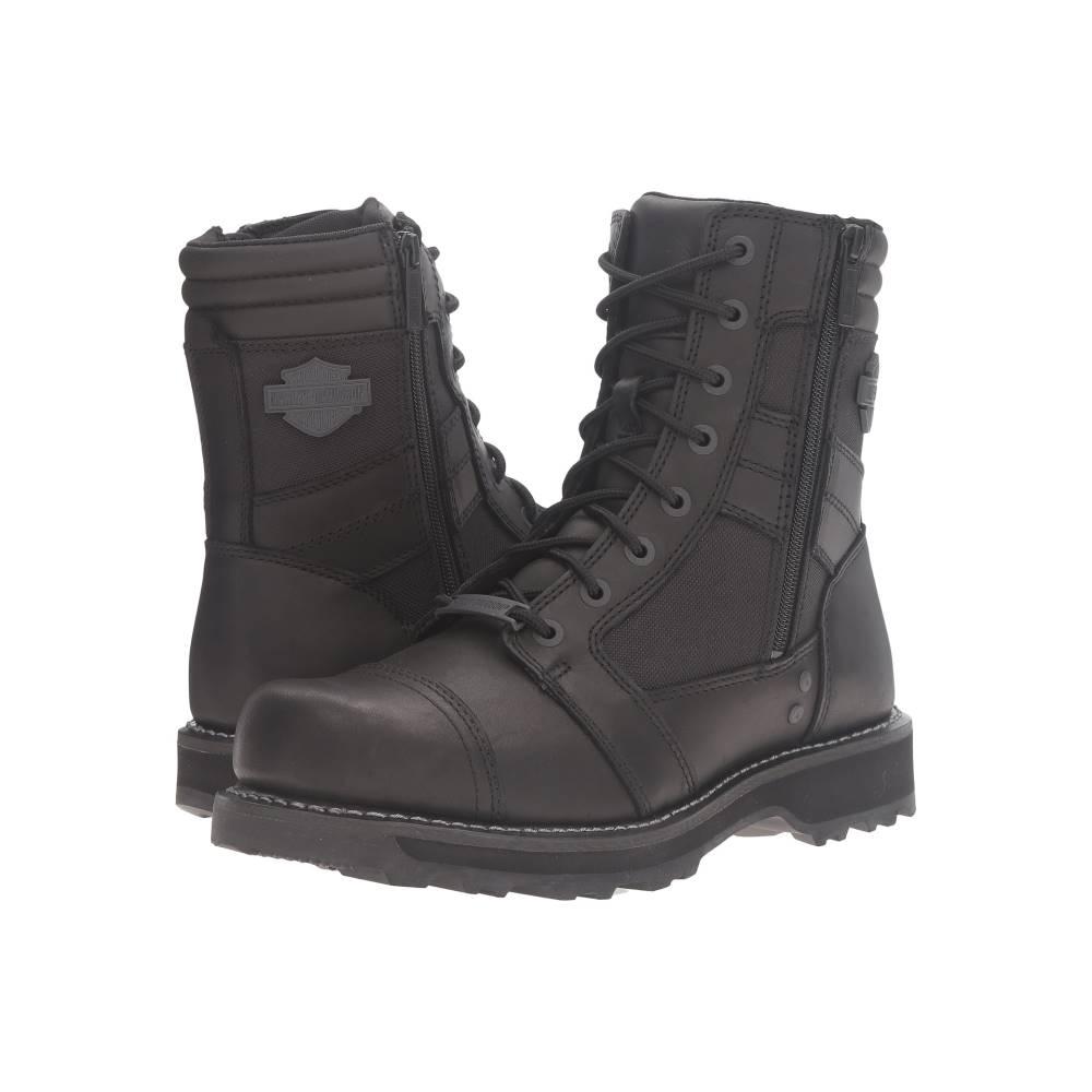 ハーレーダビッドソン メンズ シューズ・靴 ブーツ【Boxbury】Black
