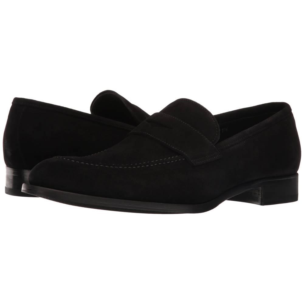 オンラインで販売されている トゥーブートニューヨーク メンズ シューズ?靴 ローファー【James】Black Suede