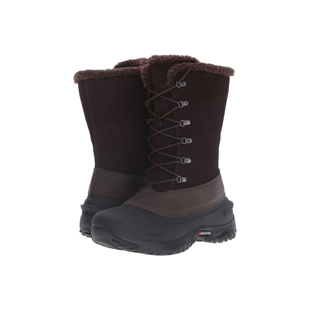 バフィン レディース シューズ・靴 ブーツ【Hannah】Chocolate