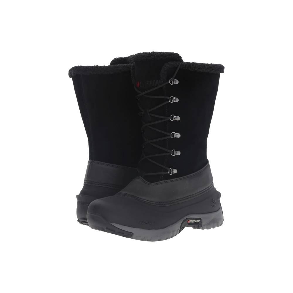 バフィン レディース シューズ・靴 ブーツ【Hannah】Black