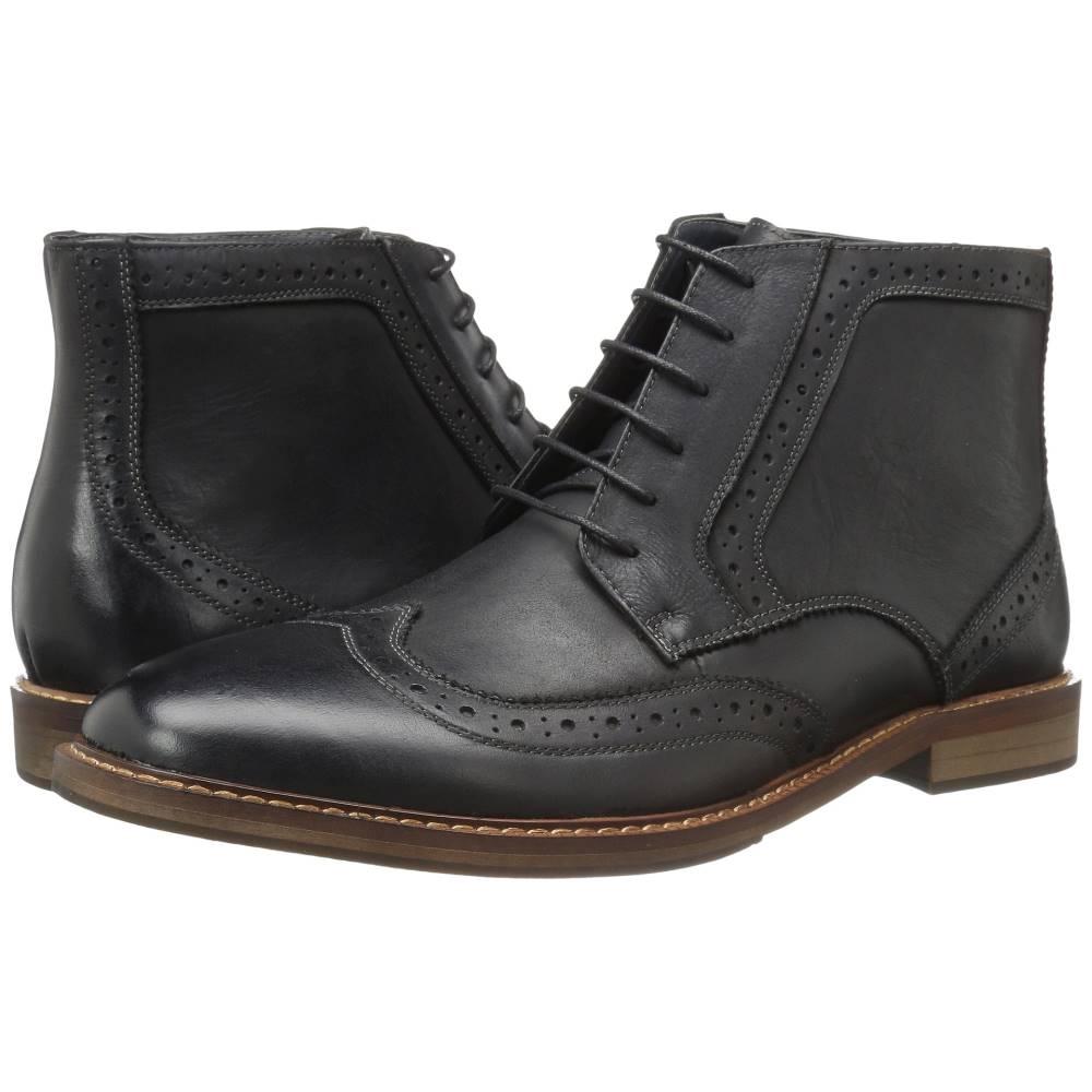 スティーブ マデン メンズ シューズ・靴 ブーツ【Daegan】Black