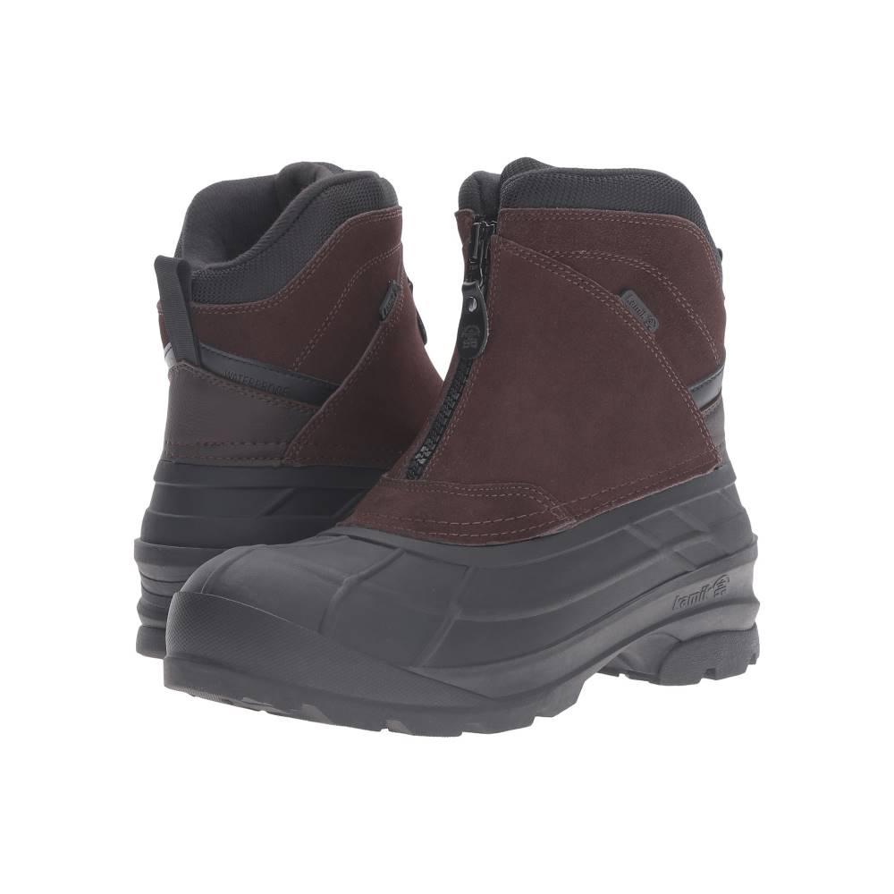 カミック メンズ シューズ・靴 ブーツ【Champlain 2】Dark Brown