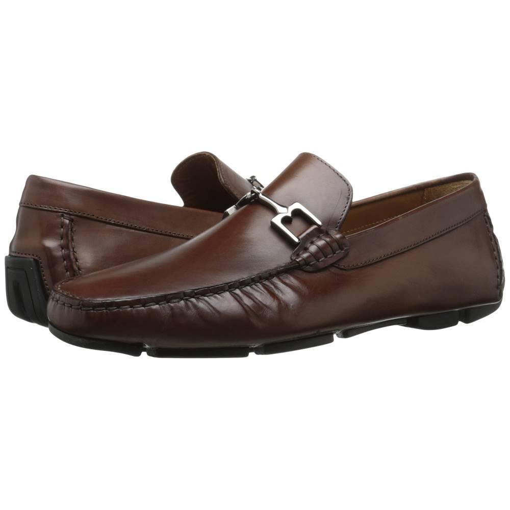 ブルーノ マリ メンズ シューズ・靴 ローファー【Monza】Cognac Leather
