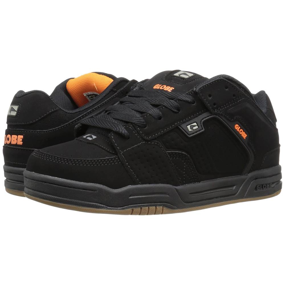 グローブ メンズ シューズ・靴 スニーカー【Scribe】Black/Black/Orange