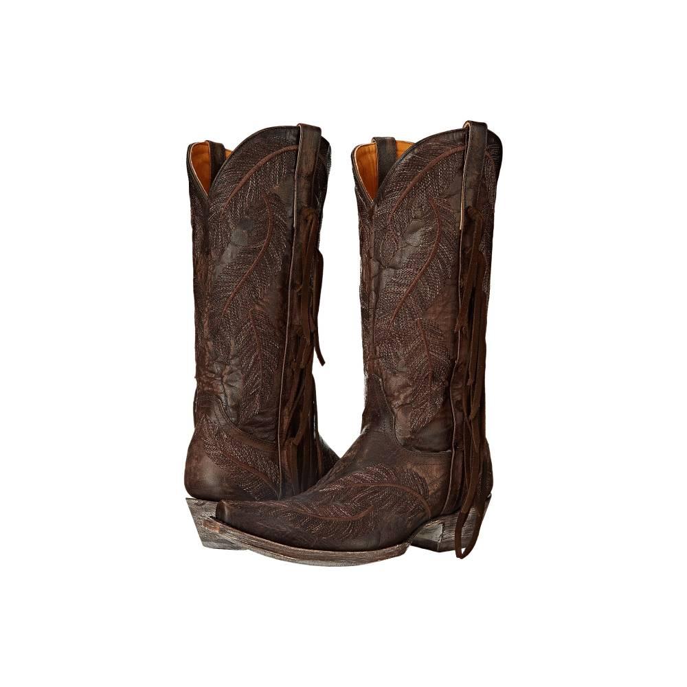 オールドグリンゴ レディース シューズ・靴 ブーツ【Choctaw】Chocolate