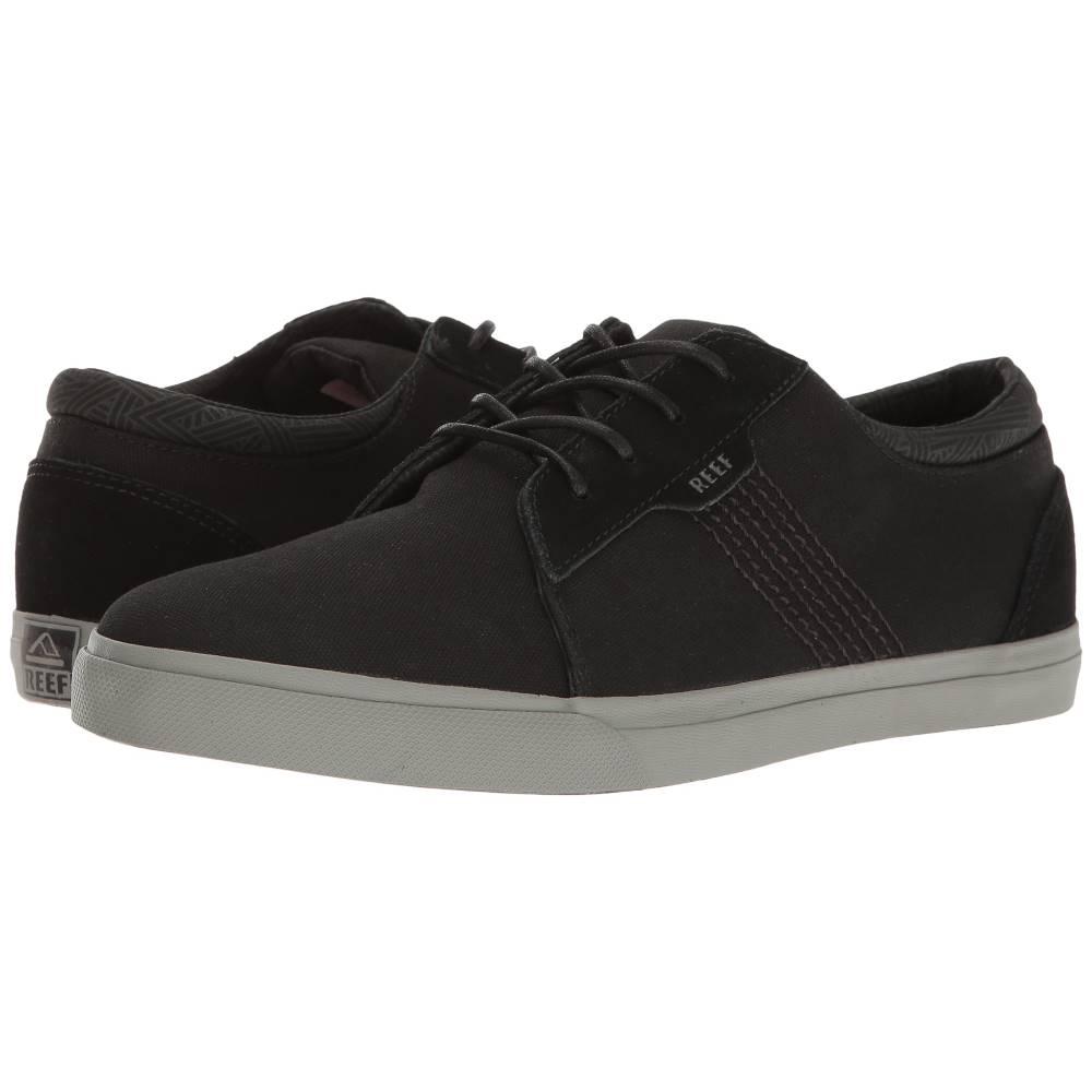 リーフ メンズ シューズ・靴 スニーカー【Ridge】Black/Grey