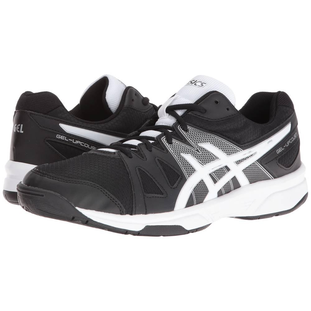 アシックス メンズ シューズ・靴 スニーカー【Gel-Upcourt'】Black/White/Silver