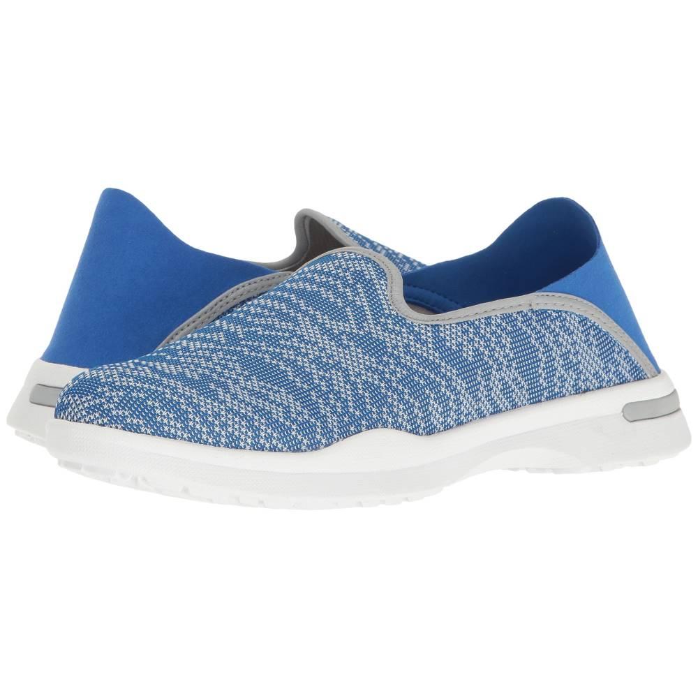 ソフトウォーク レディース シューズ・靴 スニーカー【Simba】Blue Knit