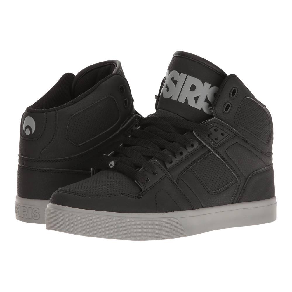 オサイラス メンズ シューズ?靴 スニーカー【NYC83 VLC】Black/Grey/Black