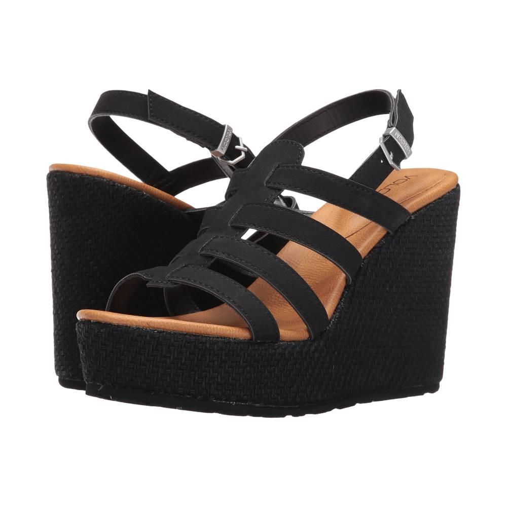 ボルコム レディース シューズ・靴 サンダル・ミュール【High Society】Black