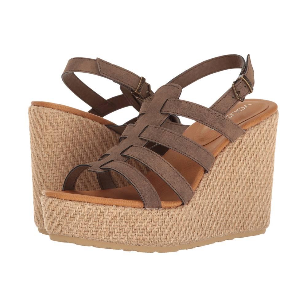 ボルコム レディース シューズ・靴 サンダル・ミュール【High Society】Brown
