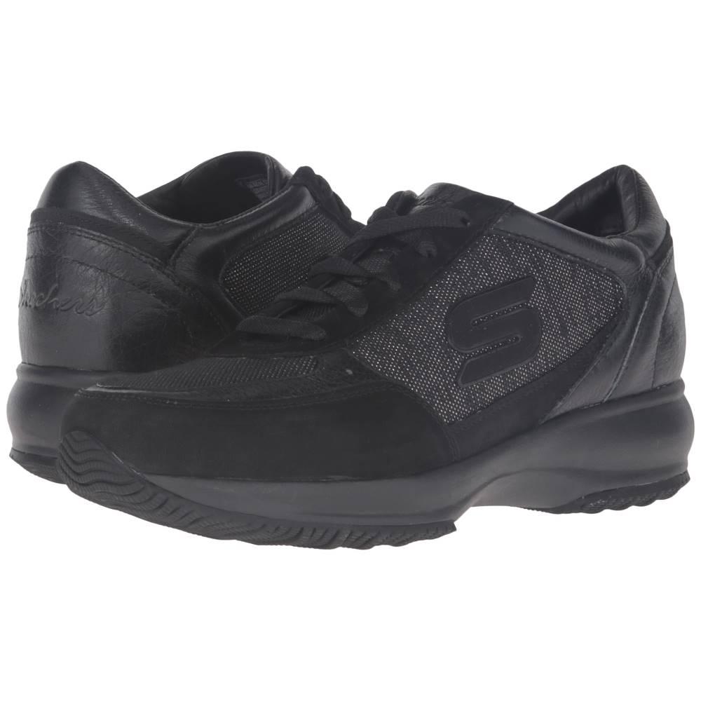 スケッチャーズ SKECHERS レディース シューズ・靴 スニーカー【Activate】Black