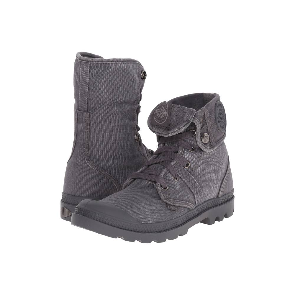 パラディウム メンズ シューズ・靴 ブーツ【Pallabrouse Baggy】Forged Iron/Brush Nickel