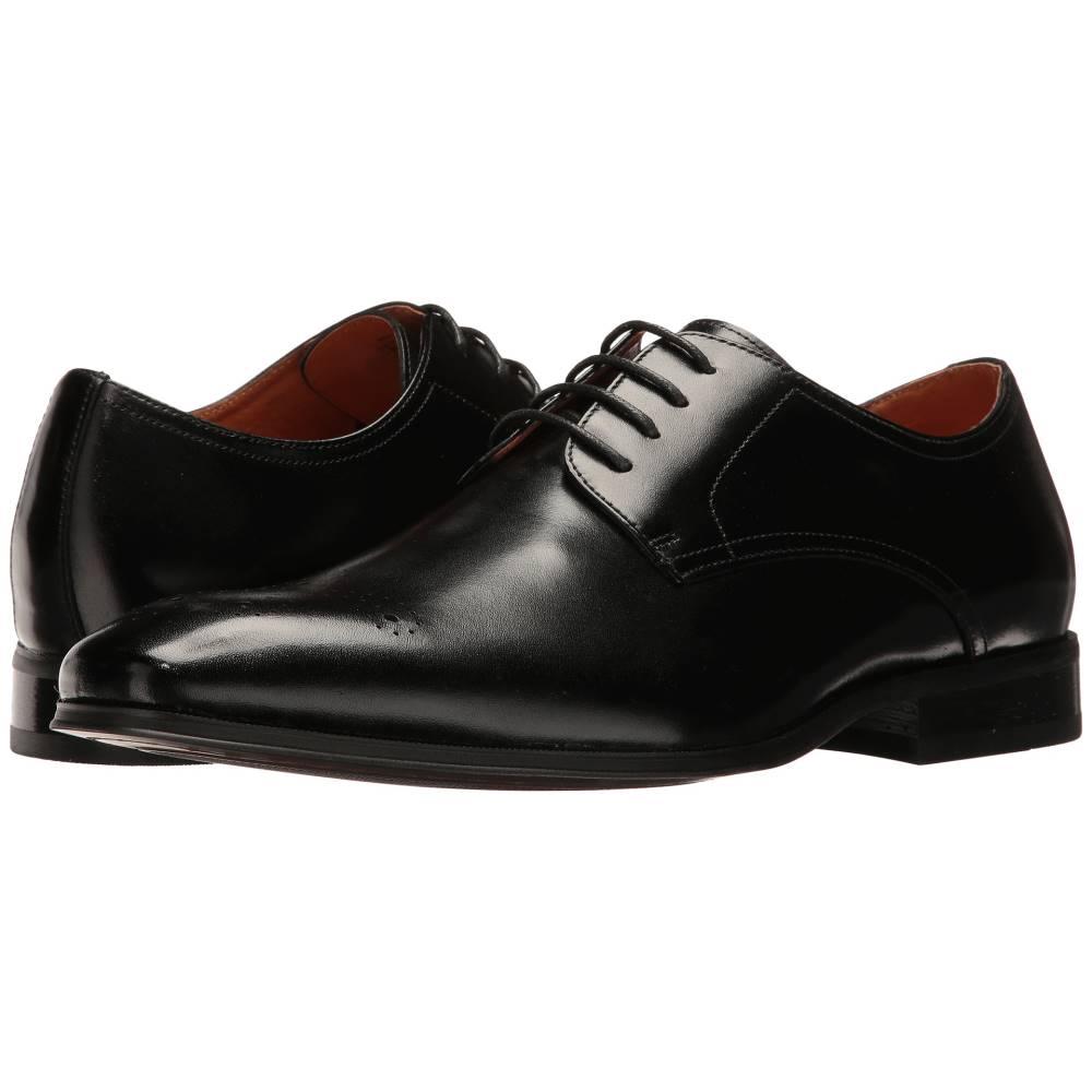 フローシャイム メンズ シューズ・靴 革靴・ビジネスシューズ【Corbetta Perf Toe Oxford】Black Smooth