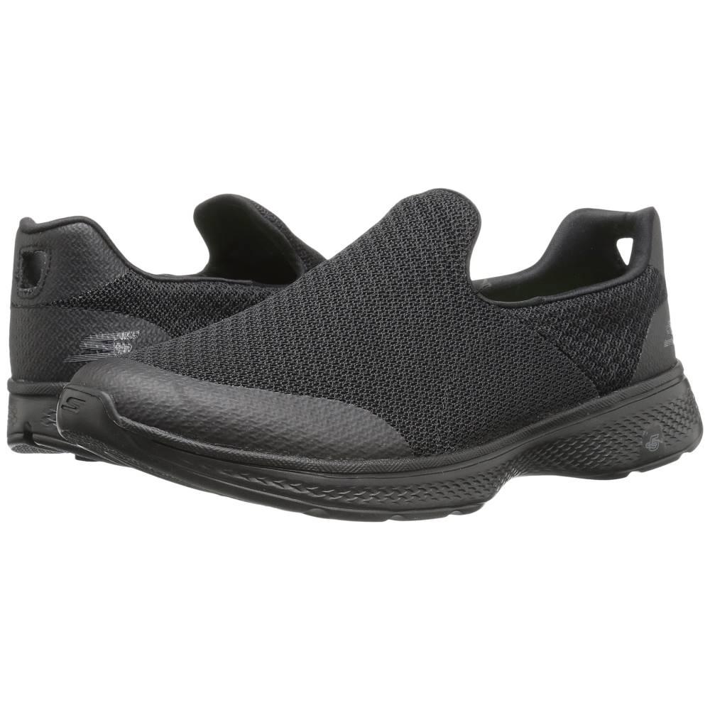 スケッチャーズ メンズ シューズ?靴 スニーカー【Go Walk 4 - Expert】Black