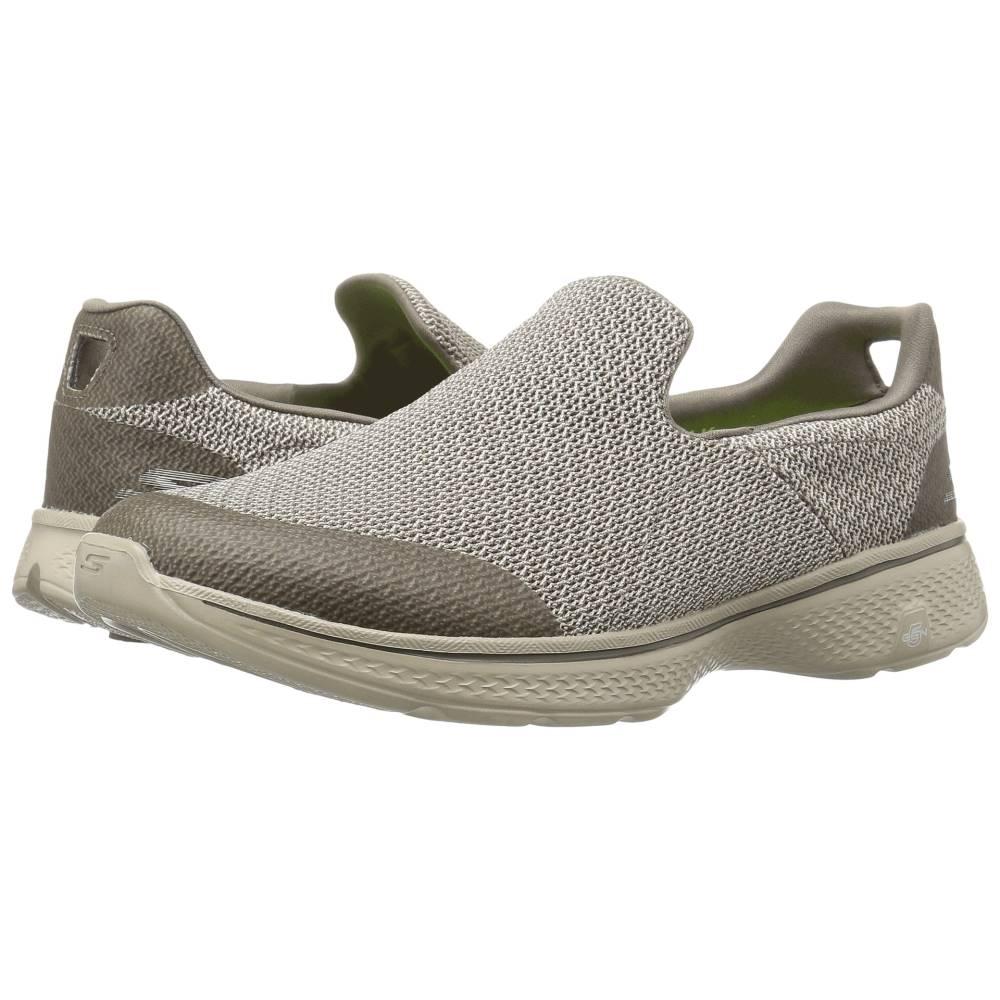 スケッチャーズ メンズ シューズ?靴 スニーカー【Go Walk 4 - Expert】Khaki