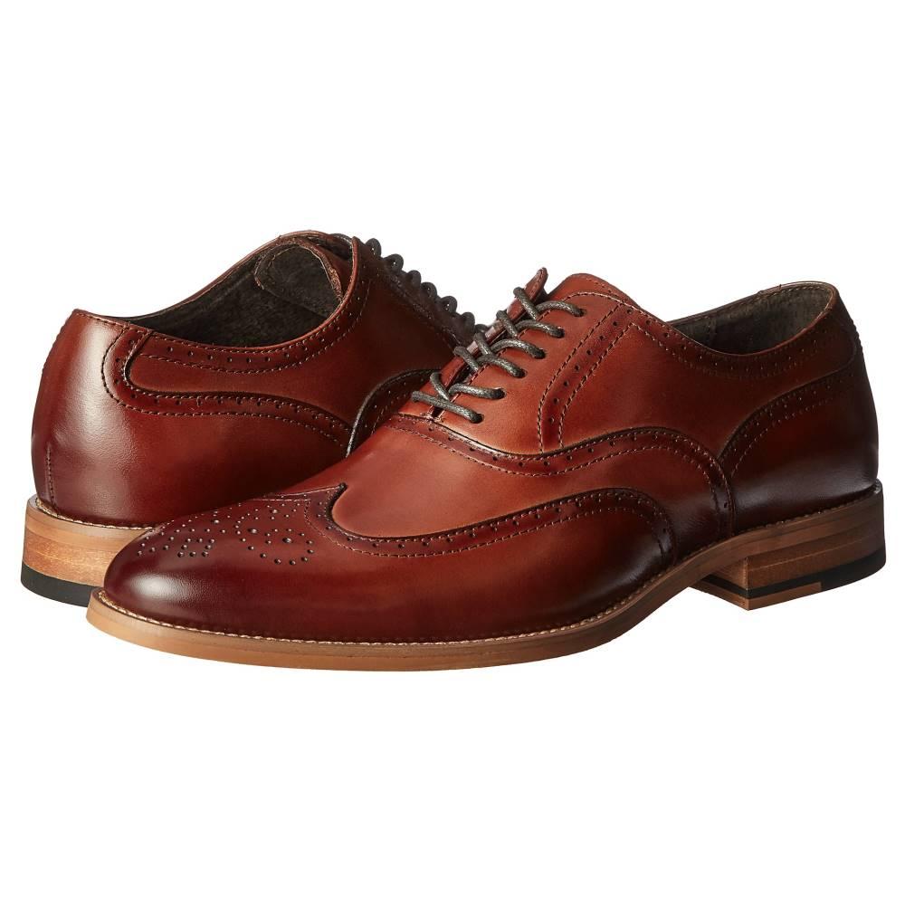 ステイシー アダムス メンズ シューズ・靴 革靴・ビジネスシューズ【Dunbar】Cognac