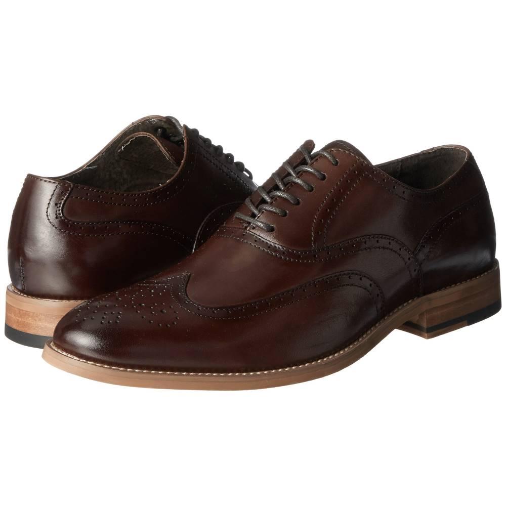 ステイシー アダムス メンズ シューズ・靴 革靴・ビジネスシューズ【Dunbar】Brown