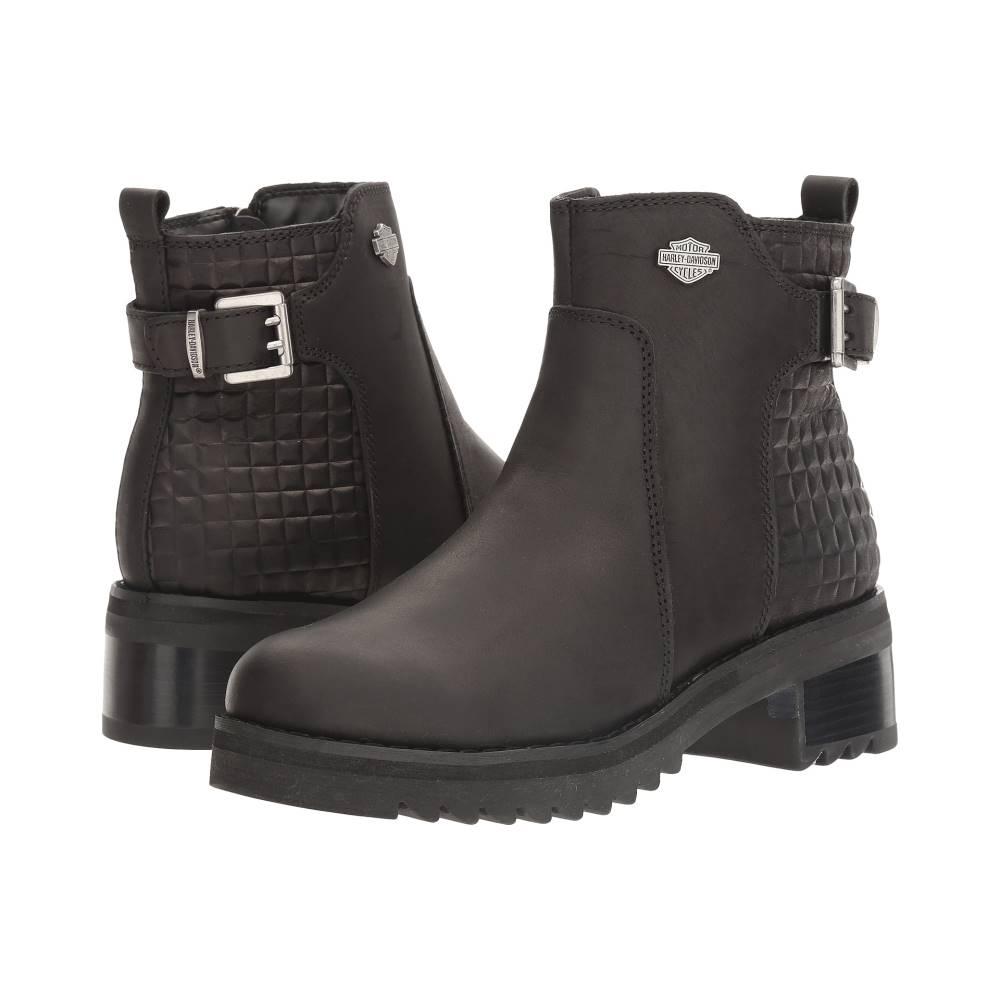 ハーレーダビッドソン レディース シューズ・靴 ブーツ【Kelso】Black