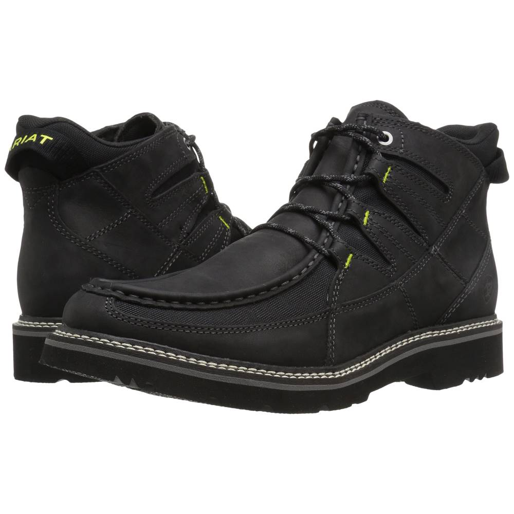 アリアト メンズ シューズ・靴 ブーツ【Exhibitor】Basto Black