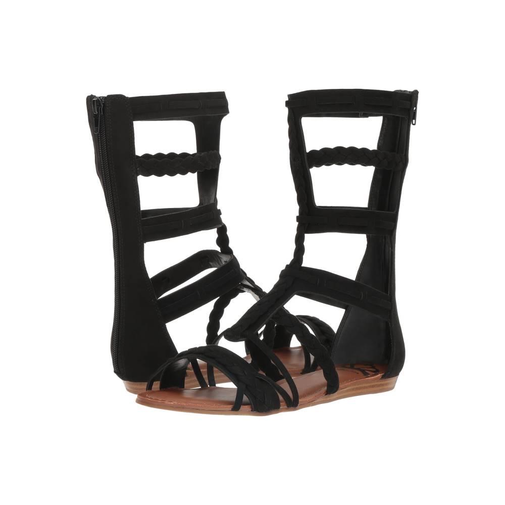 ファーガリシャス ファーギー レディース シューズ・靴 サンダル・ミュール【Zaille】Black