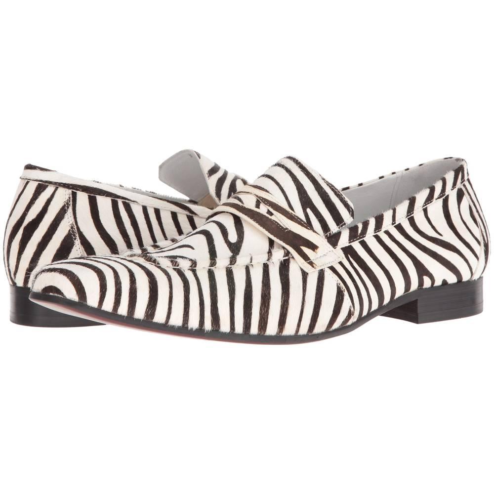 カールッチ メンズ シューズ・靴 ローファー【Sahara】Black/White
