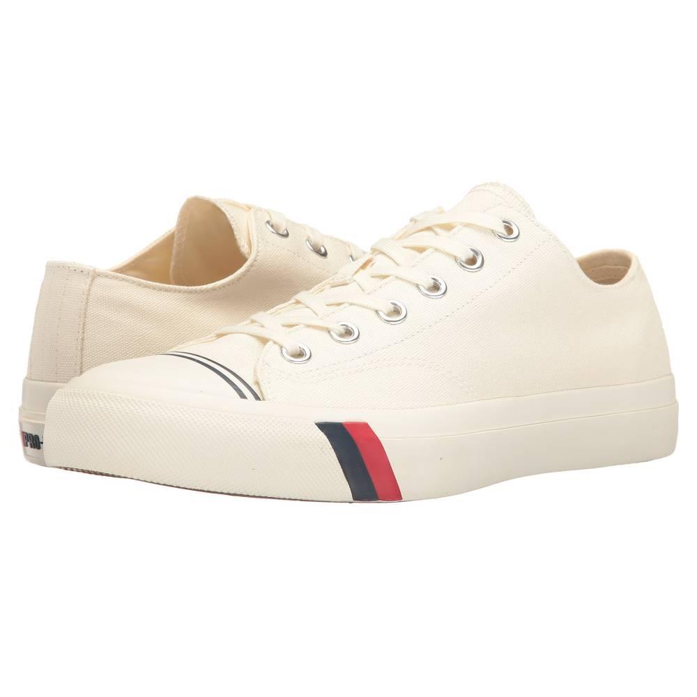ケッズ メンズ シューズ?靴 スニーカー【Pro-Keds Royal Lo Classic Canvas】White