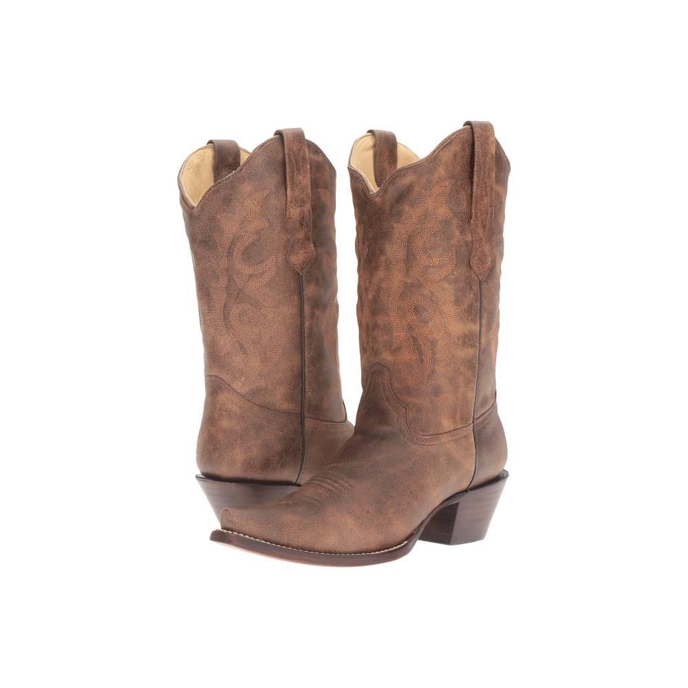 コラル レディース シューズ・靴 ブーツ【C2033】Brown