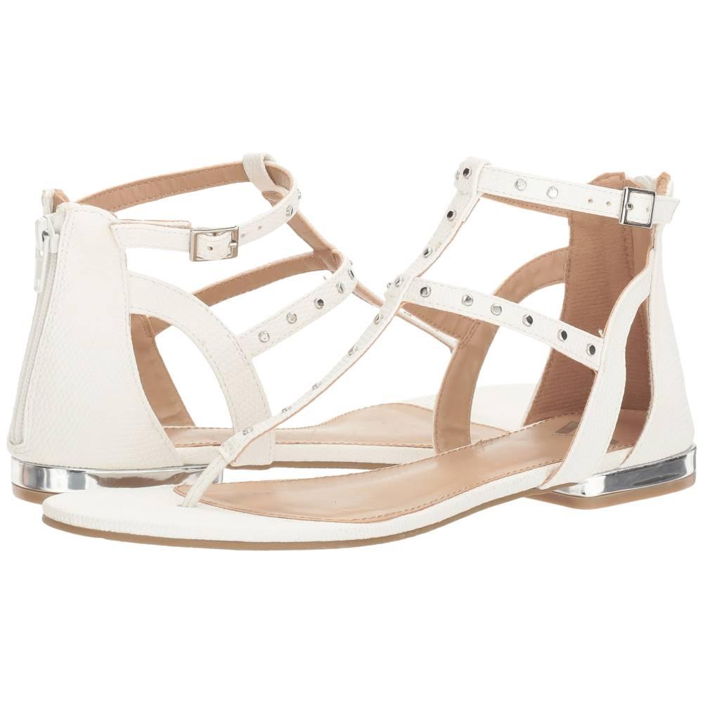 レポート レディース シューズ・靴 サンダル・ミュール【Stella】White